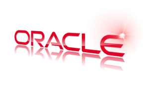 LARGE ORACLE logo